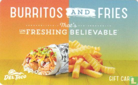 Burritos and Fries - Bild 1