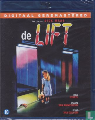 Blu-ray - De lift