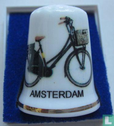 Amsterdam opoefiets