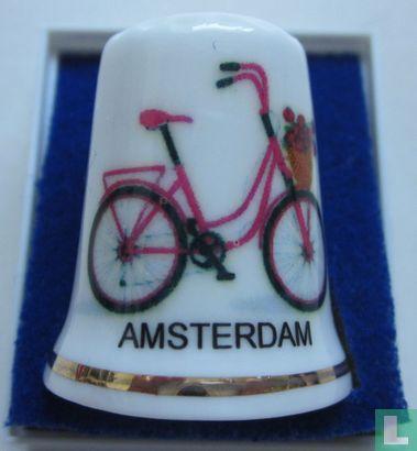 Amsterdam damesfiets