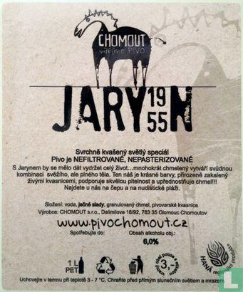 Chomout, Olomouc - Jaryn 1955