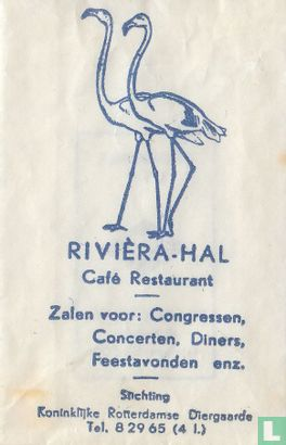Sachet - Rivièra Hal Café Restaurant