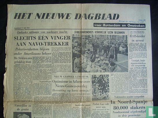 Het Nieuwe Dagblad - Editie Rotterdam en omstreken 05-07 - Afbeelding 1
