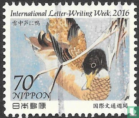 Japan [JPN] - Letter writing week
