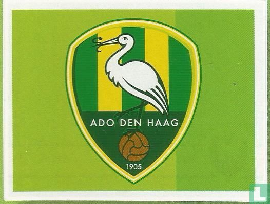 Eredivisie - ADO Den Haag: Logo