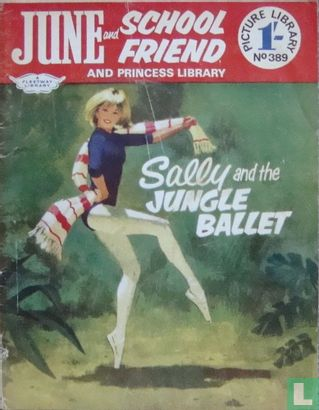 Sally Doyle - Sally and the Jungle Ballet