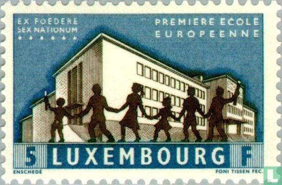 Luxemburg - Europäische Schule