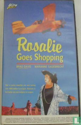 VHS videoband - Rosalie goes shopping