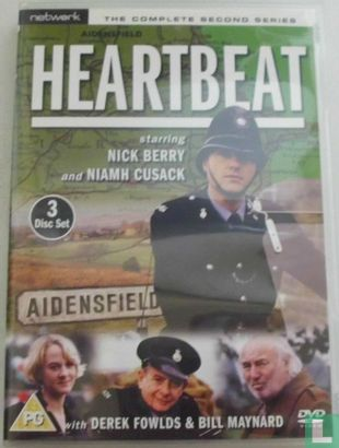 DVD - Heartbeat - The Complete Second Series