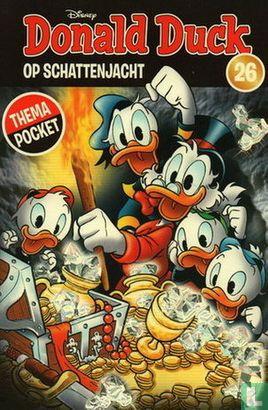 Donald Duck - Op schattenjacht