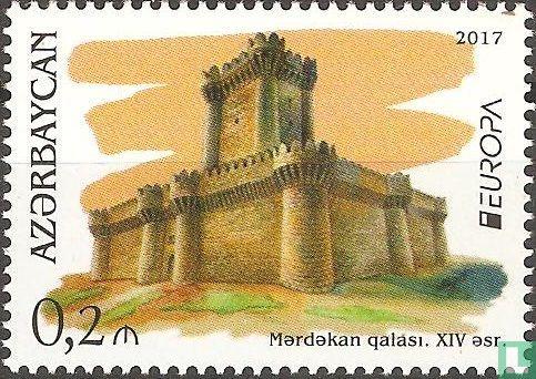 Azerbaijan - Europa - Castles