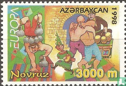 Azerbaijan - Europa – Festivals and national Celebrations