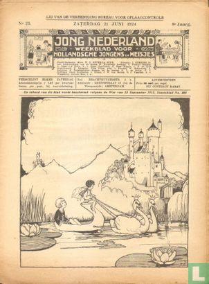 Jong Nederland 25