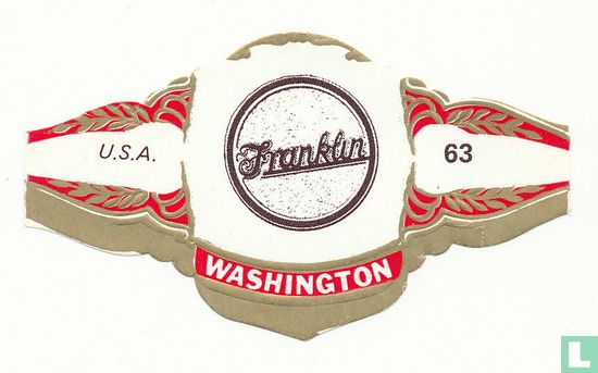 Washington - Franklin - U.S.A.