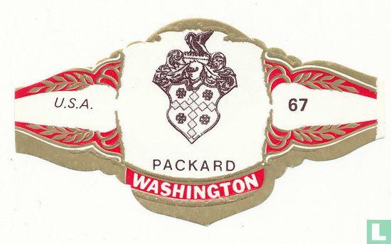 Washington - PACKARD - U.S.A.