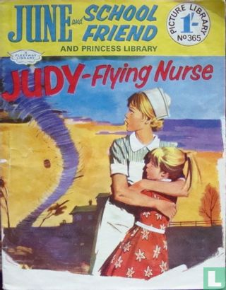 Judy-Flying Nurse - Judy-Flying Nurse