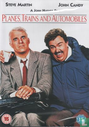 DVD - Planes, Trains and Automobiles