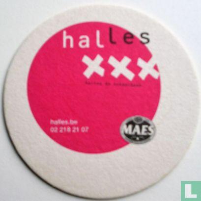 Belgique - halles de schaerbeeck