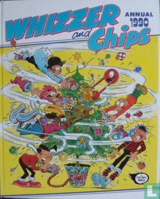 Whizzer and Chips (tijdschrift) [Engels] - Whizzer and Chips Annual 1990