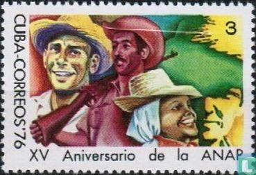 Cuba - Boeren vereniging ANAP