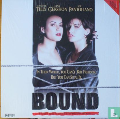 Laserdisc - Bound