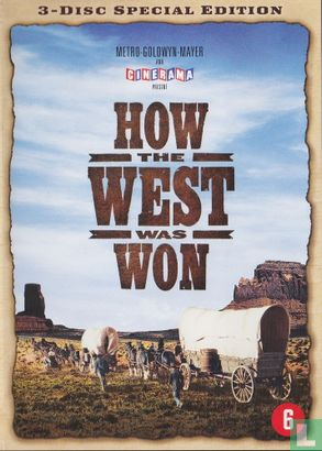 DVD - How the West Was Won