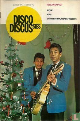 Disco Discussies jaargang 1961 # - Image 1