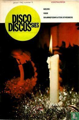 Disco Discussies jaargang 1962 # - Image 1