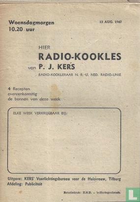 Radio-Kookles 08-13 - Bild 1