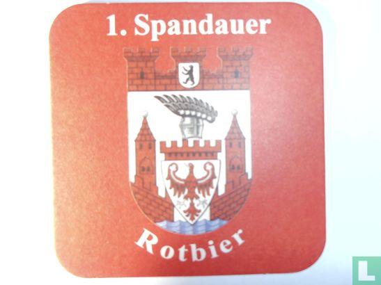 Germany - 1e Spandauer Rotbier