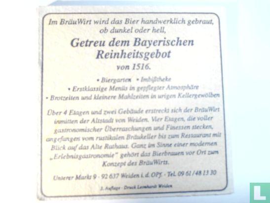 Duitsland - Brauerei und Wirtshaus Bräuwirt