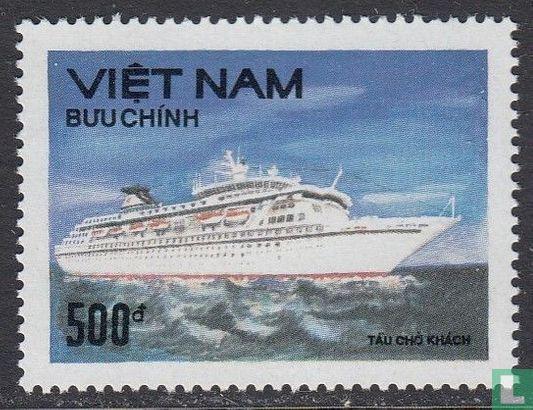 Vietnam - Ships