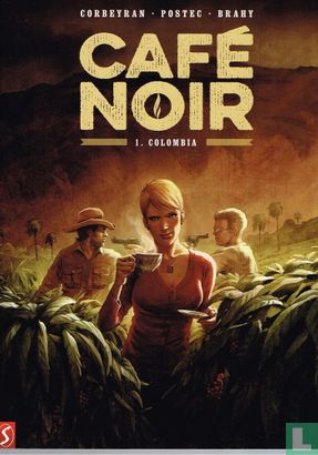 Café noir [Brahy] - Colombia