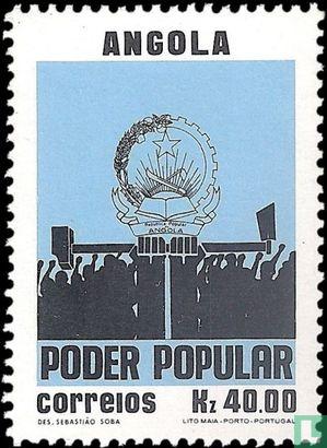 Angola [AGO] - Construction de la puissance du peuple