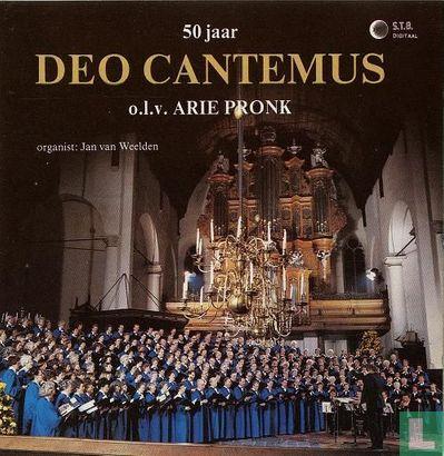 Chr. Gemengd Koor 'Deo Cantemus' uit Rotterdam - 50 Jaar
