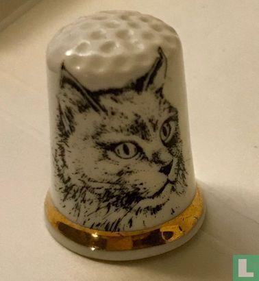 Kat met gouden randje - Image 1