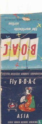 Fly BOAC Asia - Image 1