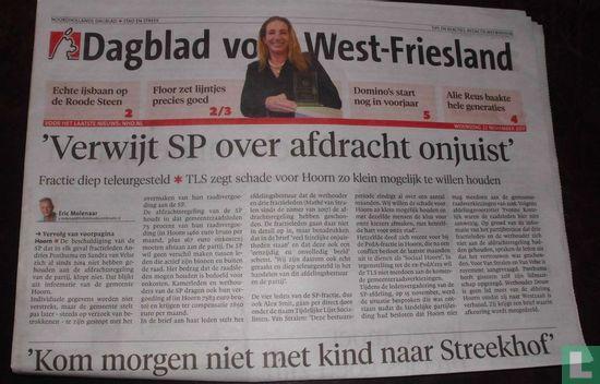 Dagblad voor West-Friesland 22 - Afbeelding 1
