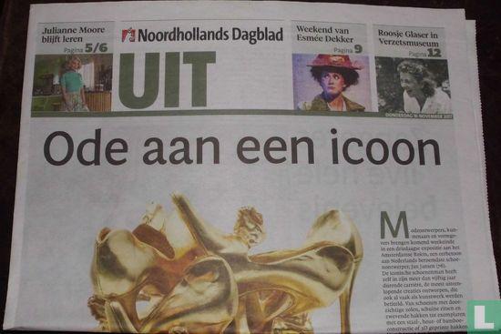 Noordhollands Dagblad - Dagblad voor West-Friesland Uit 16 - Afbeelding 1