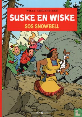 Willy and Wanda (Spike and Suzy, Bob & Bobette, Luke a...) - SOS Snowbell