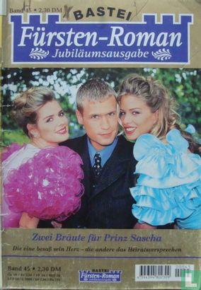Fürsten-Roman Jubiläumsausgabe 45 - Afbeelding 1