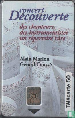 France Telecom - Concert Dëcouverte