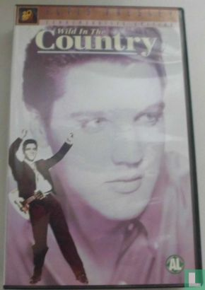 VHS video tape - Wild in the Country