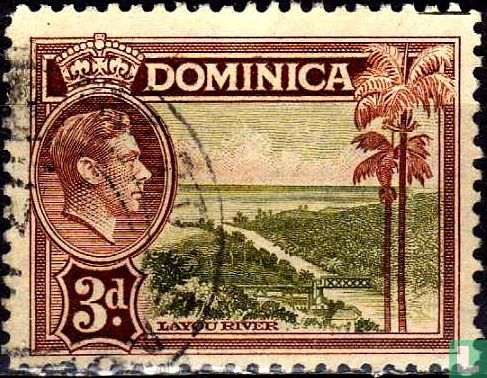 Dominica - Rivier Layou