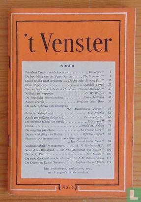 't Venster 5 - Image 1