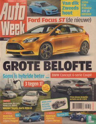 Autoweek 38 - Afbeelding 1