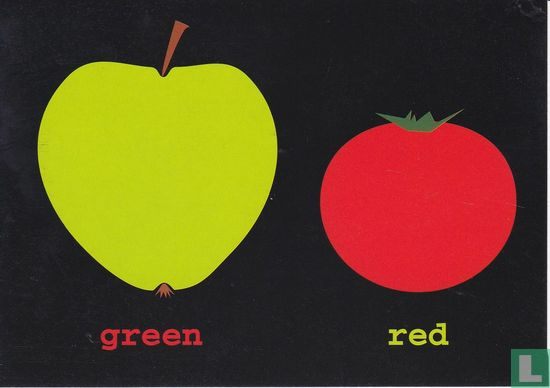 """Genetically modified food """"green red"""" - Afbeelding 1"""