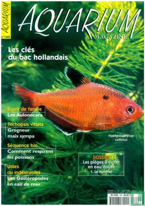 Aquarium Magazine 160 - Afbeelding 1
