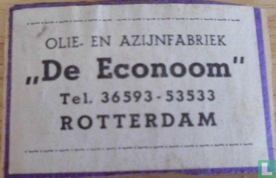 Olie en Azijnfabriek ''De Econoom'' Rotterdam