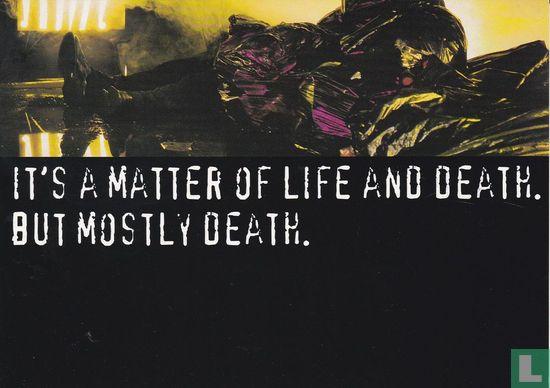 """Blade Runner """"It´s A Matter Of Life..."""" - Afbeelding 1"""